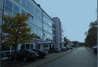 Büro- und Geschäftshaus in Heusenstamm